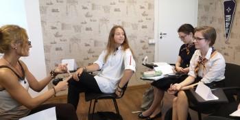 урок английского языка в Сочи